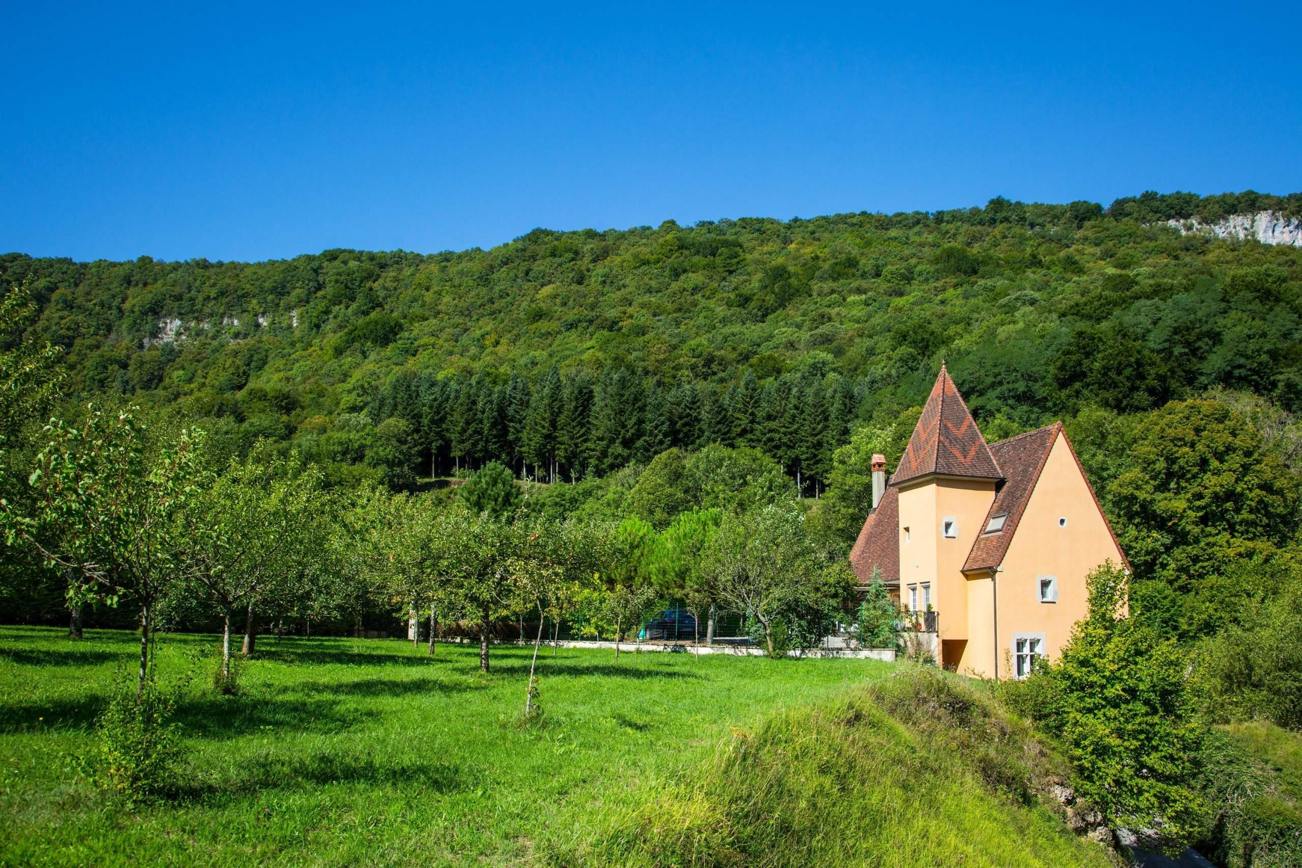 Castel Damandre 3-Sterne-Hotel Les Planches-près-Arbois